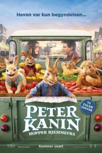 Peter Kanin hopper hjemmefra poster