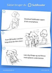 Subreader guide
