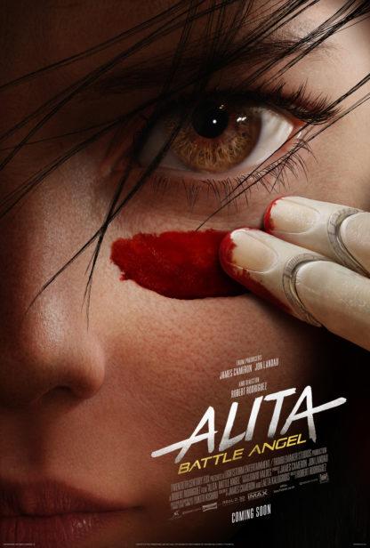 Alita: Battle Angel  (Teaser)