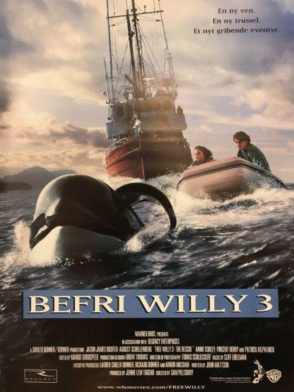 Befri Willy 3
