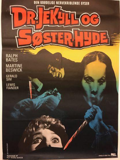 Dr. jekyll og Søster Hyde