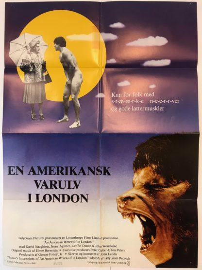 En Amerikansk Varulv i London
