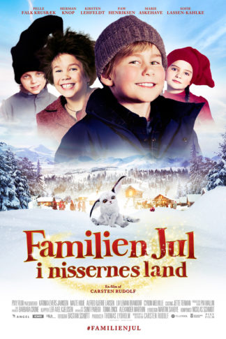 Familien Jul – I Nissernes Land