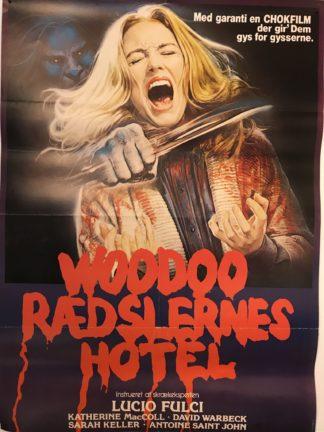 Woodoo – Rædslernes Hotel