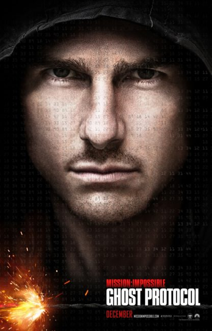 Mission: Impossible – Ghost Protocol  (Teaser)