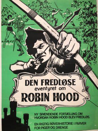 Den fredløse – eventyret om Robin Hood