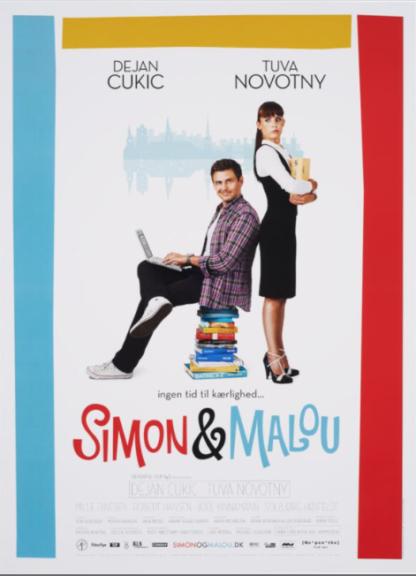 Simon og Malou