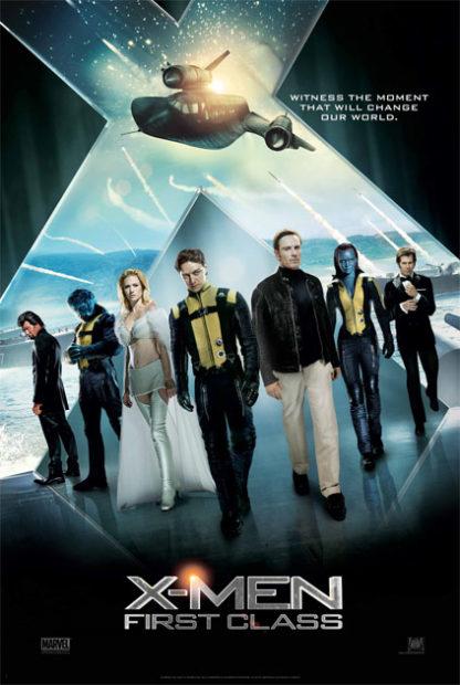 X – Men: First Class