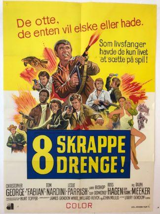 8 Skrappe Drenge