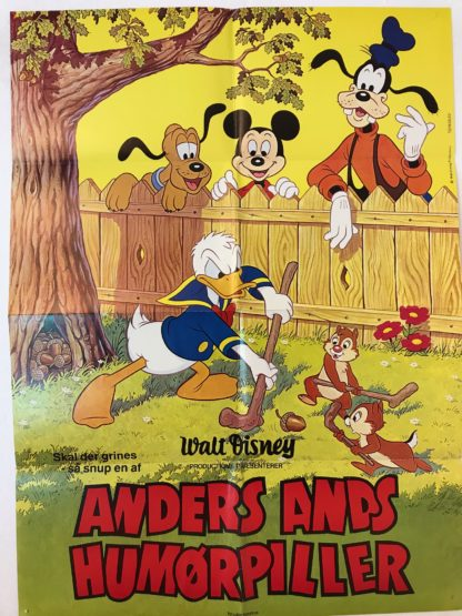 Anders Ands Humørpiller