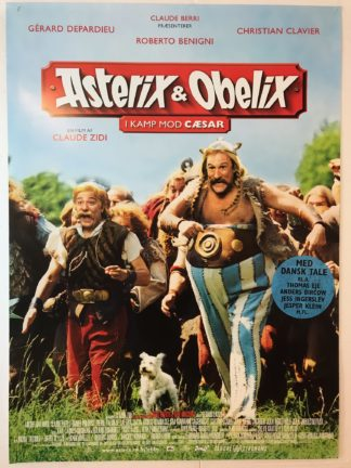 Asterix og Obelix i kamp mod Cæsar