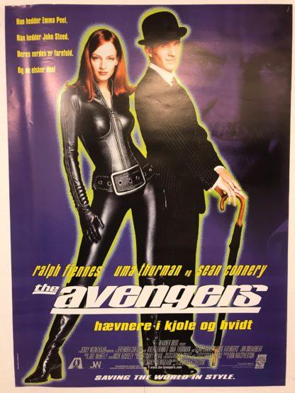 The Avengers – Hævnere i Kjole og Hvidt