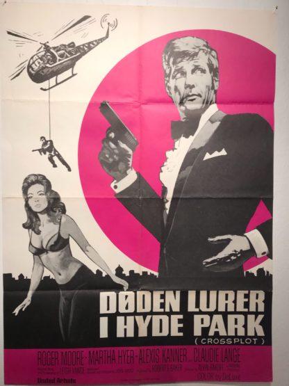Døden Lurer i Hyde Park
