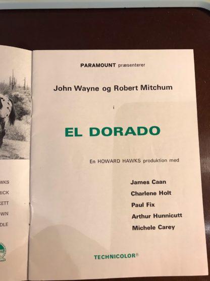 El Dorado  (Film Program)