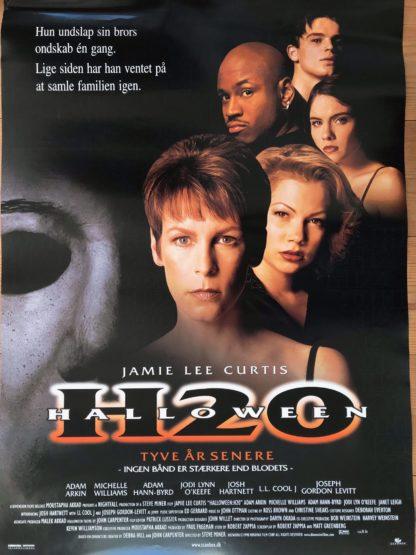 Halloween: H2O – Tyve år senere