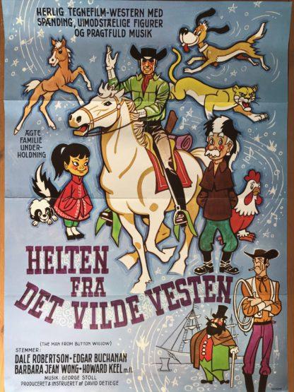 Helten fra Det vilde Vesten