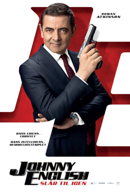 Johnny English Slår til igen