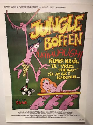 Jungle – Bøffen