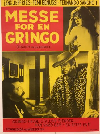 Messe for en Gringo