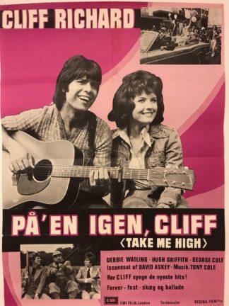 På'en igen Cliff