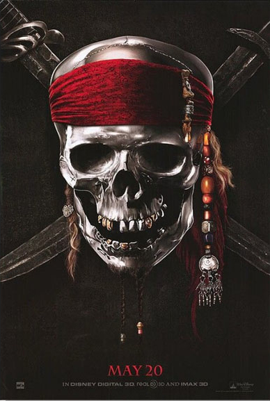 Pirates of the Caribbean: I ukendt farvand (Teaser)