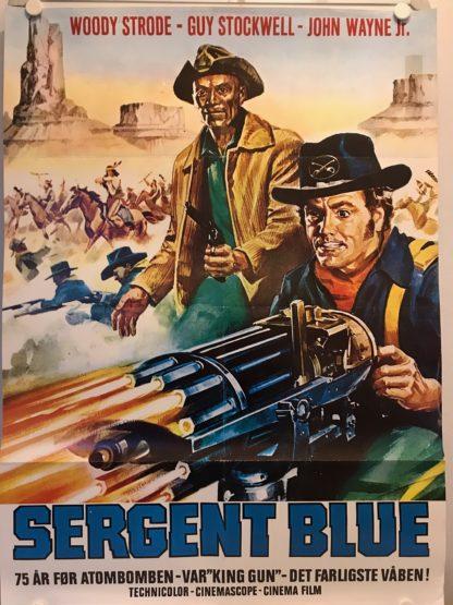 Sergent Blue