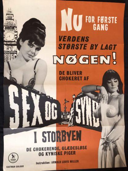 Sex og synd i storbyen