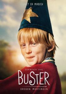 Plakat til Buster