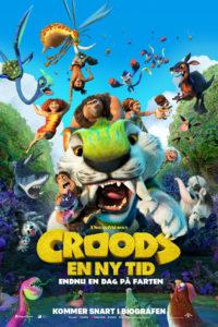 Plakat til Croods - En ny tid