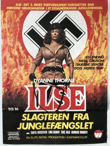 Ilse – Slagteren fra junglefængslet