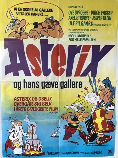 Asterix og hans gæve gallere