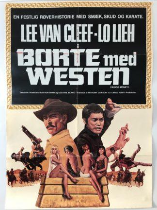 Borte med vesten