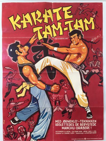 Karate tam-tam