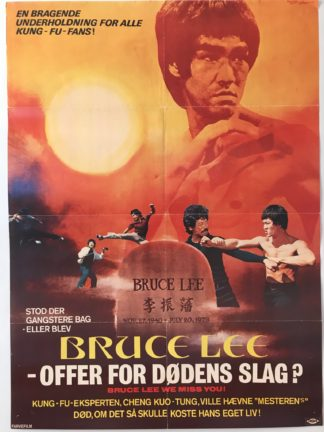 Bruce lee – offer for dødens slag