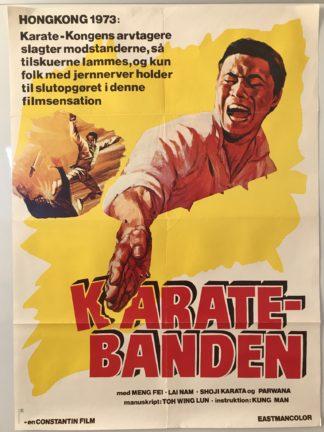 Karatebanden