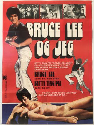 Bruce lee og jeg