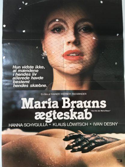 Maria Brauns ægteskab