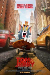 Plakat til Tom & Jerry