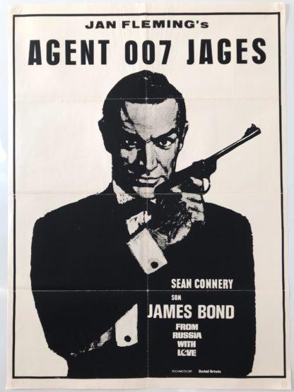 Agent 007 – Jages