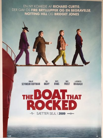 The Boat That Rocked  (Teaser)