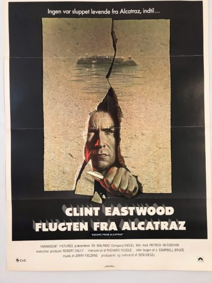 Flugten fra Alcatraz