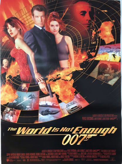 Agent 007 – The world is not enough