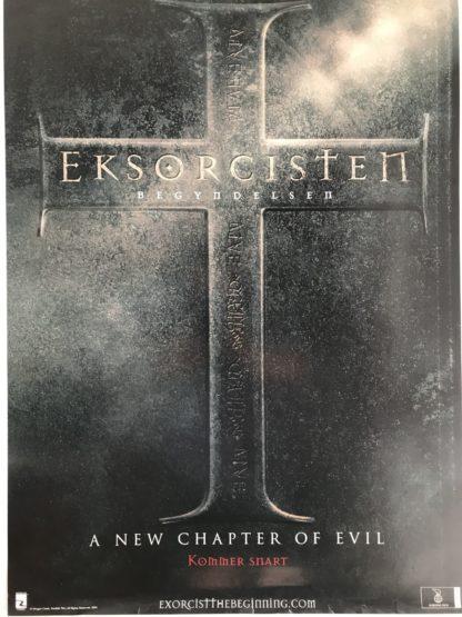 Eksorcisten: Begyndelsen  (Teaser)